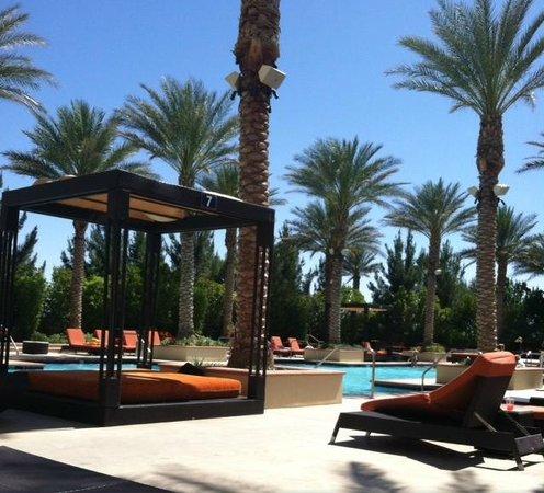 Aliante Casino + Hotel + Spa: Aliante Hotel Pool Area -  Las Vegas
