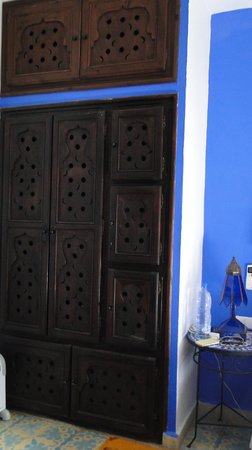 Riad Assilah Chefchaouen: room