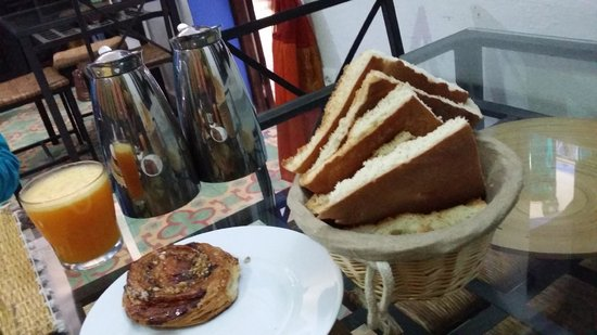 Riad Assilah Chefchaouen : breakfast