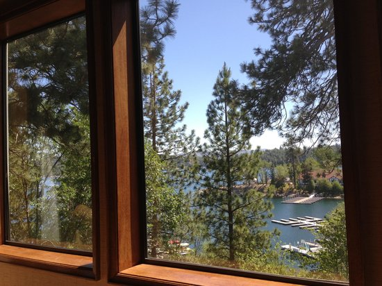 Lake Arrowhead Resort and Spa, Autograph Collection: View from room
