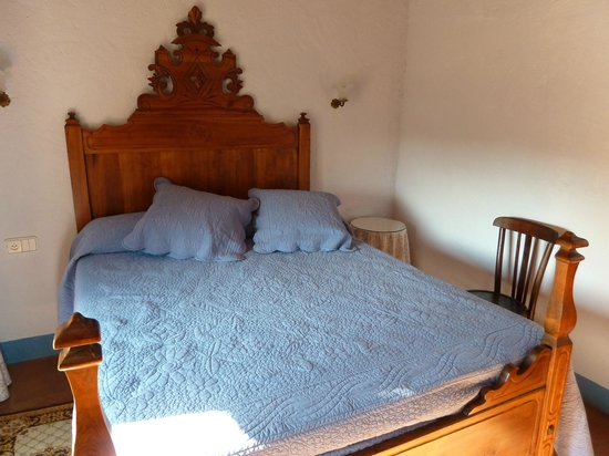 Can Massa: chambre