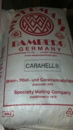 Smoky Mountain Brewery: Malts imported from Bamberg Germany.
