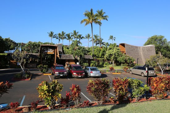 Hotel Molokai: Motel from highway