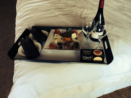 The Westin Lake Las Vegas Resort & Spa : Birthday gift compliments of the Westin
