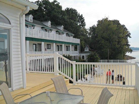Mountain Harbor Inn Resort On the Lake : From room