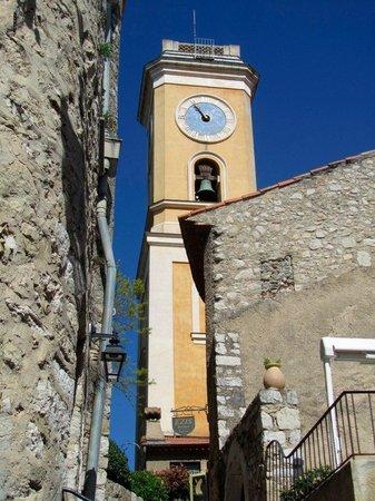Vieux Eze : Clock tower