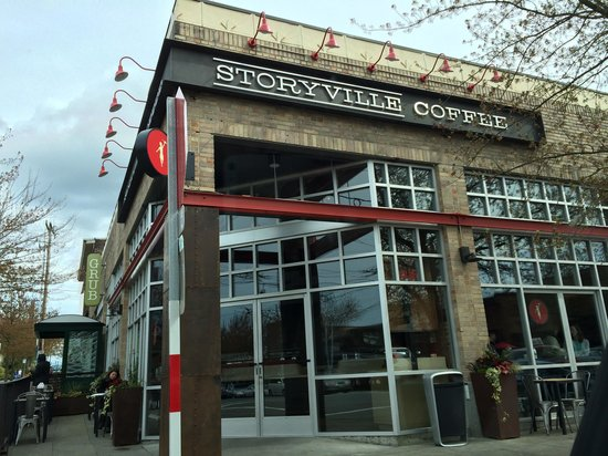 Storyville Coffee Pike Place: Storyville Coffee Company