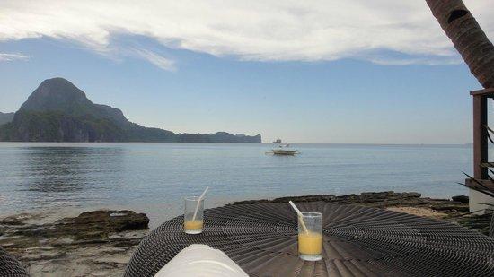 Cadlao Resort: Breathtaking views of Cadlao