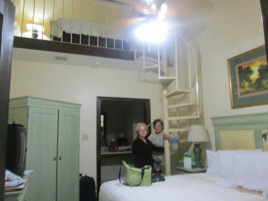 Prytania Oaks Hotel : Room
