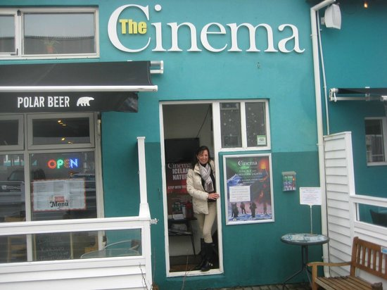 Cinema No. 2 at the Old Harbour Village: Le Cinema