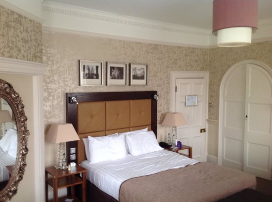 Norton Park - A QHotel: Our feature room
