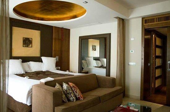Gran Meliá Palacio de Isora Resort & Spa: Deluxe gardenview room