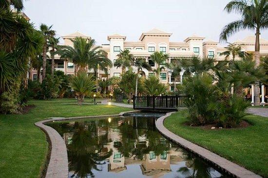 Sensetori picture of gran melia palacio de isora resort spa alcala tripadvisor - Hotel gran palacio de isora ...