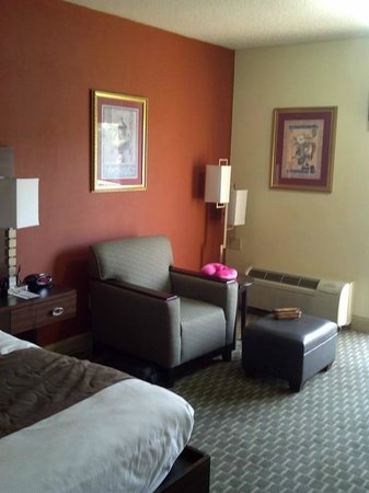 Best Western Plus Atlanta Airport-East: Room 510