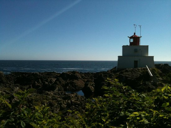 Wild Pacific Trail : Ukee Lighthouse