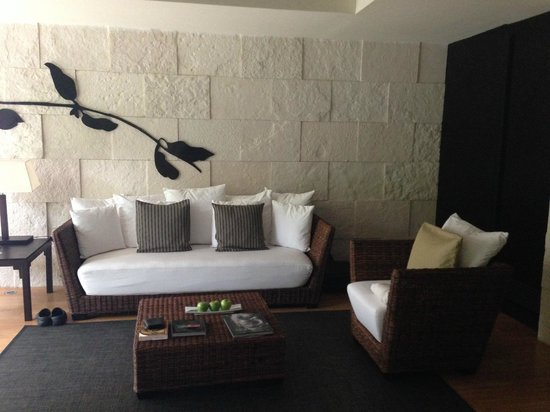 Blue Diamond Luxury Boutique Hotel: Patio Junior Suite