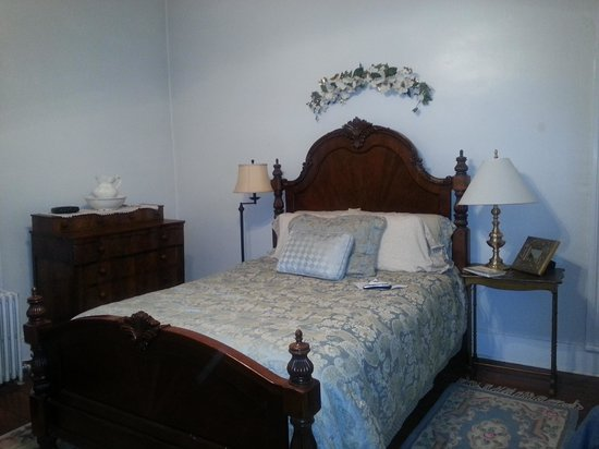 Hockman Manor House B&B: The Heritage Room