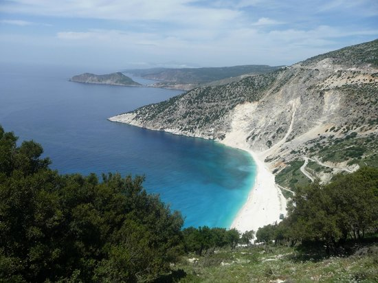 Almyra Hotel : Myrtos Beach - has to be seen to be believed