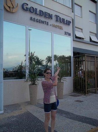 Grand Mercure Rio de Janeiro Copacabana: fachada,frente playa de copacabana