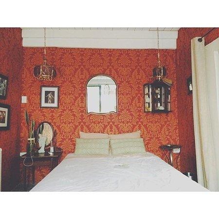 The Dreamcatcher: Bedroom