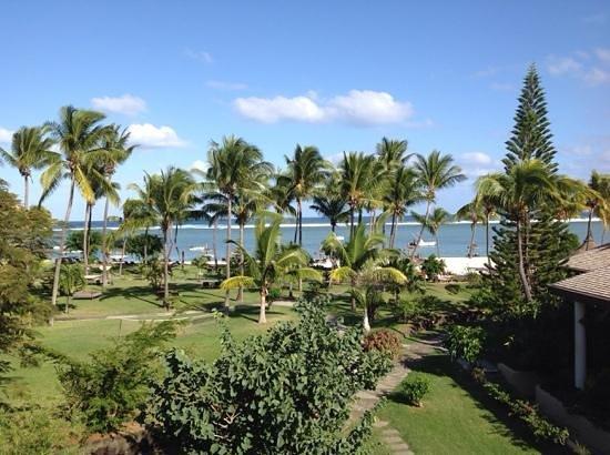 Sofitel Mauritius L'Imperial Resort & Spa : vue chambre 314