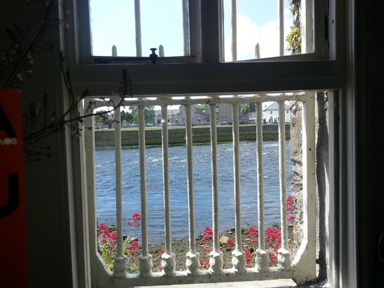 Ard Bia at Nimmo's: View from the window on the River Corrib