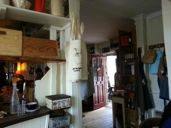 Ard Bia at Nimmo's: Interior view