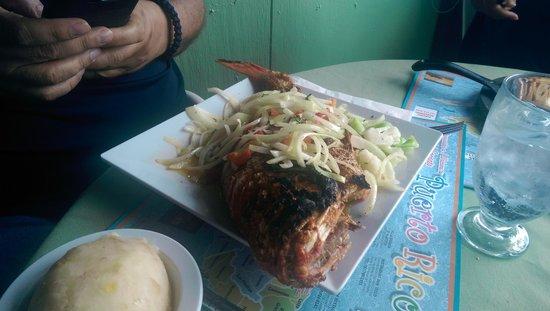 Gonzalez Sea Food Restaurant: mmmmm