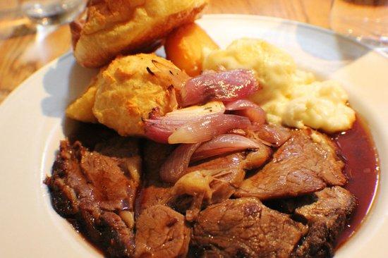 Lambs Restaurant : Roast Beef