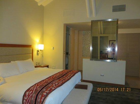 Aranwa Sacred Valley Hotel & Wellness : Hotel Room