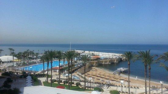 Movenpick Hotel Beirut: Movenpick beach