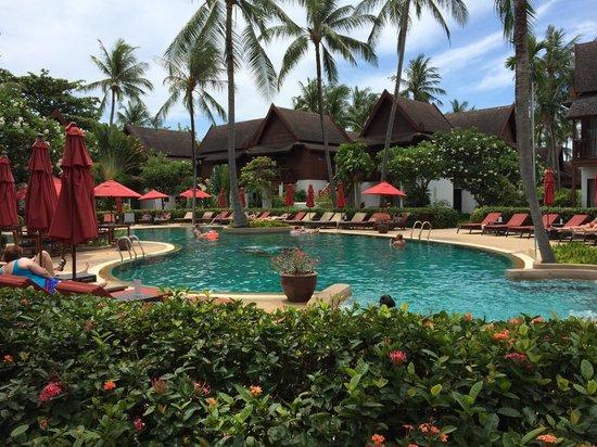 Amari Koh Samui: Opposite side - second pool