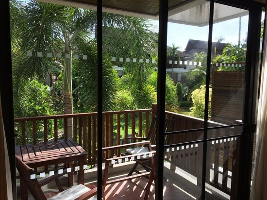Amari Koh Samui : View from our room
