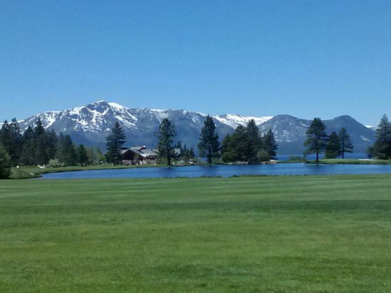 Edgewood Tahoe Golf Course: Edgewood GC