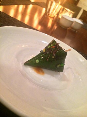 Radisson Blu Hotel New Delhi Dwarka: Paan after dinner