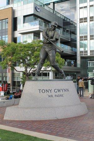 Petco Park: Tony Gwynn