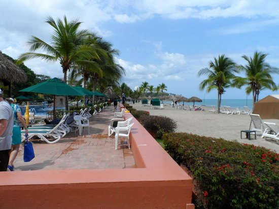 Royal Decameron Golf, Beach Resort & Villas : from Pool #2