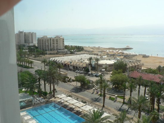 Isrotel Ganim: View from room