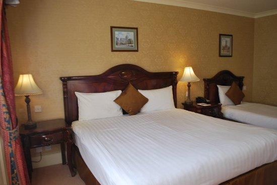 Finnstown Castle Hotel: La chambre 138 dans l'annexe
