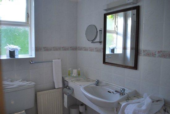 Finnstown Castle Hotel: La salle de bains du N° 138 ( Annexe )