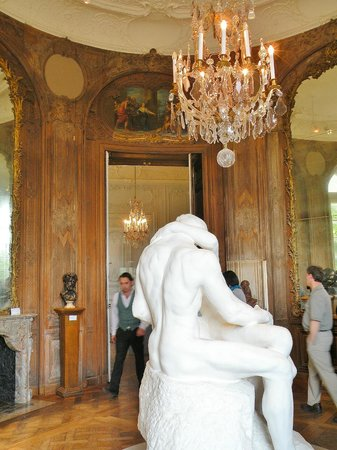 Musée Rodin : Lovely to see Rodin's house where the sculptures were created