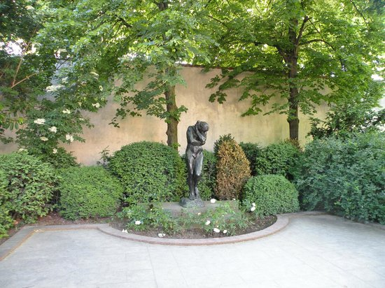 Musée Rodin : so beautiful to walk his gardens