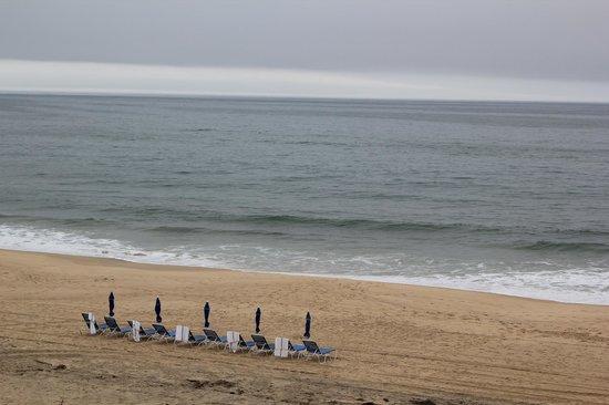 Wavecrest Oceanfront Resort : Beach