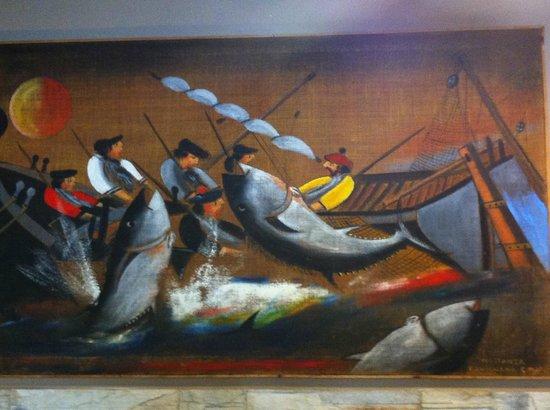 Da Sariddu e Figli : la tonnara di un noto artista siciliano