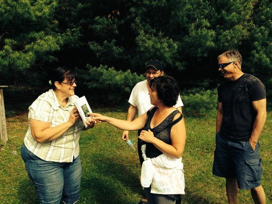 Lacawac Sanctuary: Native Plant Workshop