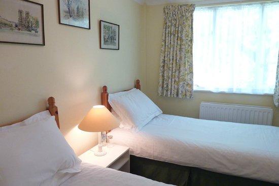 York Lodge: Bedroom