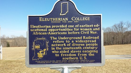 Historic Eleutherian College
