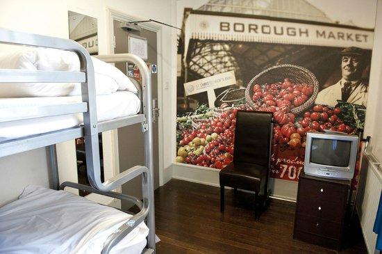 St. Christopher's Inn Hostel - London Bridge: Shared Dorm