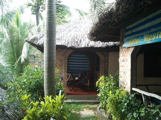 Lien Hiep Thanh Resort-homejoy : Exterior bungalow