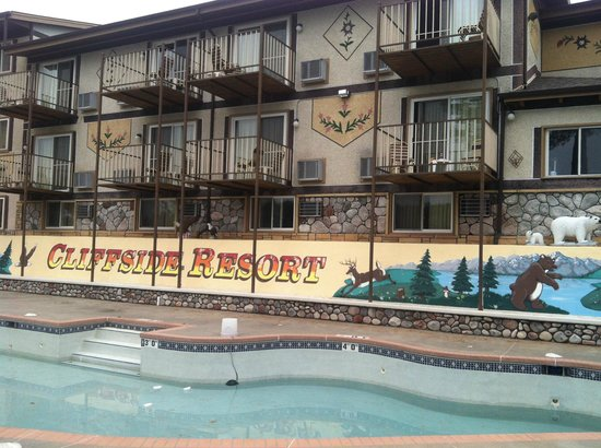 Cliffside Resort & Suites: Lake view